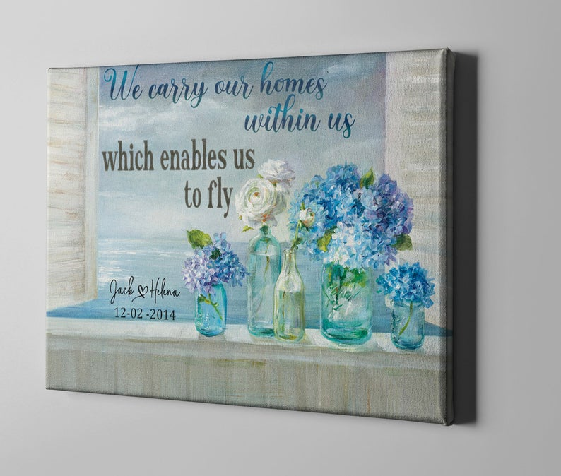 Personalized Home decor oil painting art canvas 4